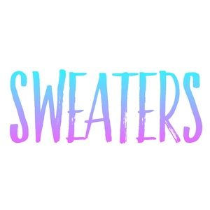 Other - From here down are Sweaters!